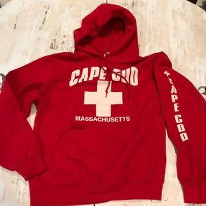 Tops - Cape Cod LIFEGUARD hoodie
